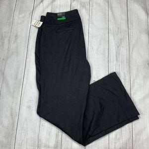 Alfani Snap Waist Trouser Pants